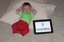 3 Month Morning Stretch