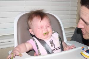 Peas - Yuck!