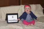 6 month birthday! (2)
