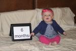 6 month birthday! (2)