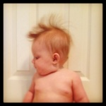 Bedhead Baby (side view)