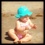 First Minute on the Beach