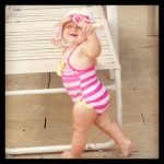 10 months at the pool