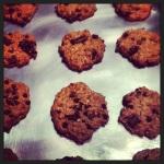 My 1st Vegan Cookies!