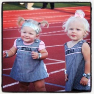 Steele's Smallest Spirit Squad