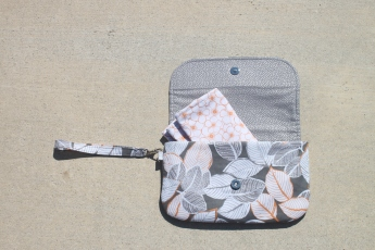 Grab N Go Diaper Clutch - 3