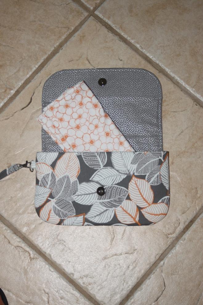 Grab N Go Diaper Clutch - 9