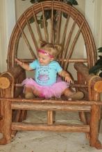 I'm the princess today!