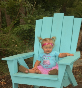 My Paw-Paw made this chair!