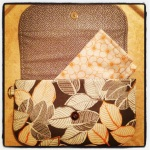 Grab N Go Diaper Clutch and matching changing pad