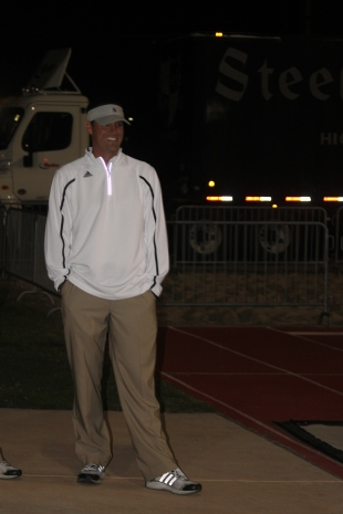 Daddy at the CCC Game