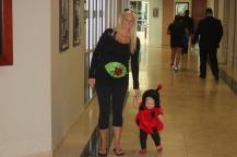 Mommy & Landri going to Fall Festival