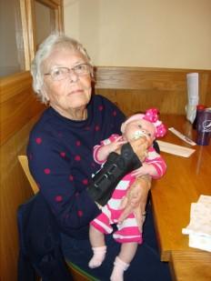 Great Grandma and Landri