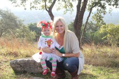 Mommy & Landri