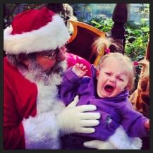 Landri hates Santa - 1