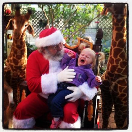 Landri hates Santa - 2