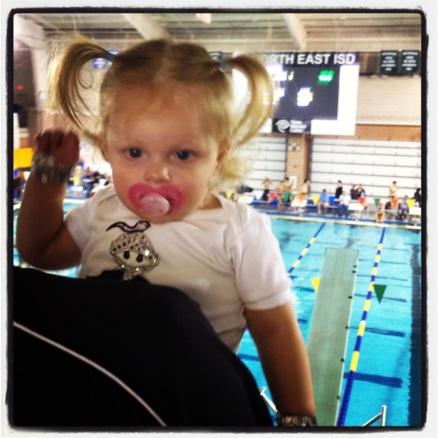 Steele Swim Meet