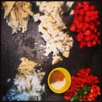 Chilaquiles Ingredients