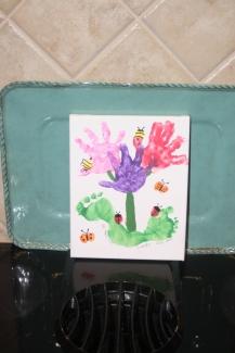 Landri painted for me!