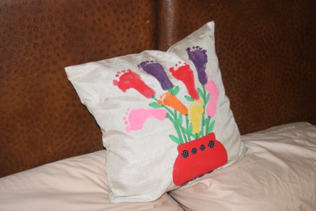 Pillow from Landri and Rex
