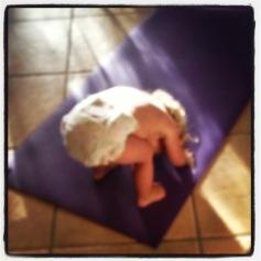 Toddler Yoga!