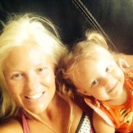 Landri and Mommy