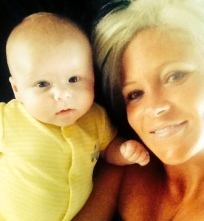 Mommy and Rex 1