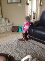 Daddy's Boots 1