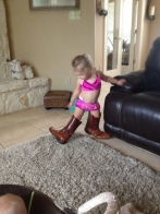 Daddy's Boots 2