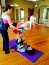 Acro Yoga 1