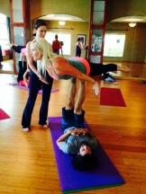 Acro Yoga 2