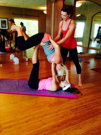 Acro Yoga 6