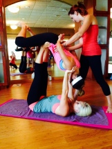 Acro Yoga 8