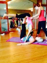 Acro Yoga 9