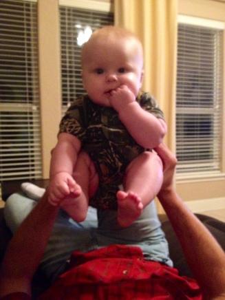 Bucket of Baby!