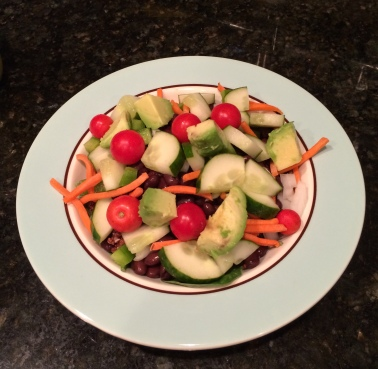 Healthy Bowl (not dressed)