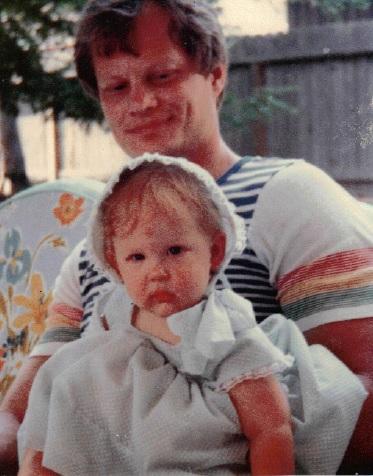 Dad & Megan