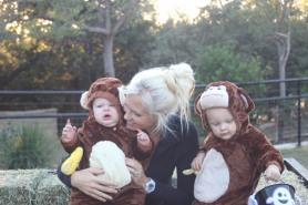 Mommy's Monkeys!