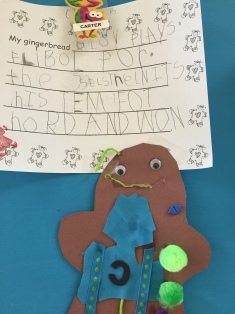 Carter's Gingerbread Boy