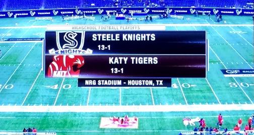 Steele v Katy 2