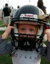 I love helmets!