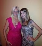Megan & Larysa - June 2014