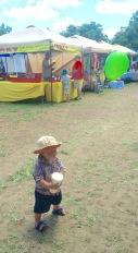 a boy and his balloon