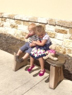Sweet sibs