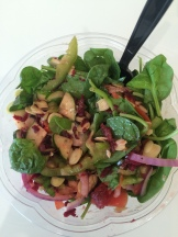 Eating Out Raw Vegan at Fresh Cafe
