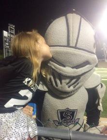 Kissing Nitro!