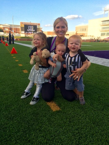 Mommy and the Kiddos!