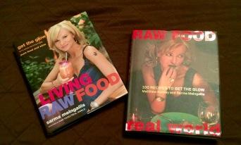 Raw Vegan Cookbooks