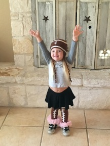 Landri - Crazy hat & sock day