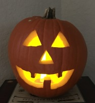 Our Classic Jack-o-lantern!